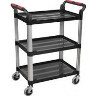 3-Level Composite Workshop Trolley - CX309