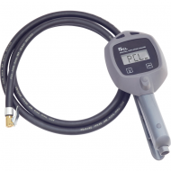DTI Tyre Inflator 0.5 m Euro Clip-on 5-170 psi / 0.34-12 bar / 34-1200   - DTI081