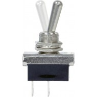12V Metal Toggle Switches - On/Off (Pack of 10) - EC67