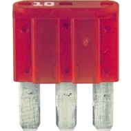 LITTELFUSE 'MICRO3' Blade Fuse 10A (Pack of 25) - EFBM310