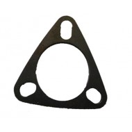 60mm I.D 3 Bolt Triangle Mild Steel Exhaust Flange - FL004