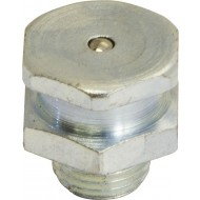 UMETA Grease Nipples Hex Hd 1/8 BSP gas  (Pack of 25) - GN16