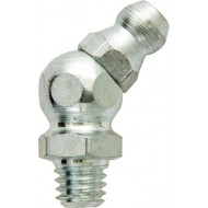 UMETA Grease Nipples 45° 8 x 1.25mm (Pack of 25) - GN12