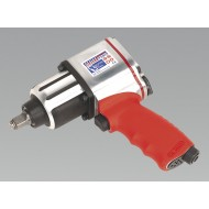 "Air Impact Wrench 1/2""Sq Drive Twin Hammer - GSA02"