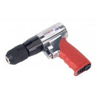 Air Drill √ò10mm Reversible with Keyless Chuck - GSA241