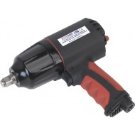 Composite Air Impact Wrench 1/2'Sq Drive Twin Hammer - GSA6002