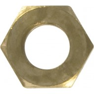 Exhaust M/fold Nuts Brass M10 x 1.25mm (Pack of 50) - HBN6