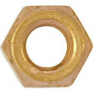 Exhaust M/fold Nuts Cu/Flashd M8 x 1.25mm (Pack of 50) - HBN8
