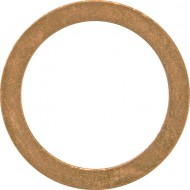Copper Sealing Washers M10 x 14 x 1.0 (Pack of 100) - HCU1014
