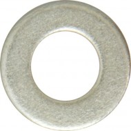 """Flat Washers Table 3 Heavy Gauge 1/4"""" (Pack of 500) - HFW2"""