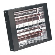Infrared Quartz Heater - Wall Mounting 3000W/230V - IWMH3000