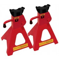 PAIR OF 6 TON AXLE STANDS