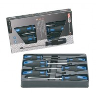KS Screwdriver Set Slotted & POZI (Qty 1 Set) - K159.0020