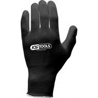 KS Micro - Fine Woven Gloves - Black - XXL (Box of 12 Pairs) - K310.0480
