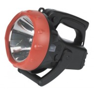 Rechargeable Spotlight 3W CREE LED - 4-Million Candlepower - LED436