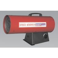 SEALEY Space Warmer  Propane Heater 110,000-150,000Btu/hr - LP150