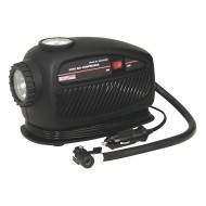 Mini Compressor with Emergency Light 12V - MAC23250