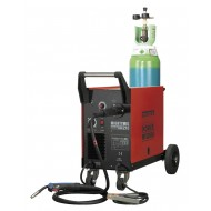 Sealey Professional Gas/No-Gas MIG Welder 210Amp with Euro Torch - MIGHTYMIG210