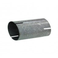 63mm Straight Exhaust Pipe Connector - PC8