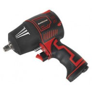 "SEALEY Composite Air Impact Wrench 1/2""Sq Drive Twin Hammer - SA6006"