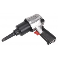 Air Impact Wrench 1/2'Sq Drive Twin Hammer - Long Anvil - SA602L