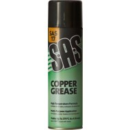 S.A.S Copper Grease 500ml (Pack of 6) - SAS17