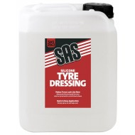 S.A.S Silicone Tyre Dressing 5L (Qty 1) - SAS2043