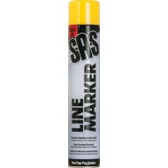 S.A.S Line Marker 750ml Yellow (Qty 1) - SAS40Y