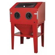 Shot Blasting Cabinet Double Access 960 x 720 x 1500mm - SB974