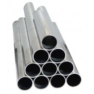 76mm Stainless Steel Exhaust Pipe 1 Mtr - SSP76P