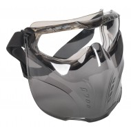 Safety Goggles with Detachable Face Shield - SSP76
