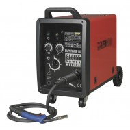 Sealey Professional MIG Welder 180Amp 230V with Binzel  Euro Torch - SUPERMIG180