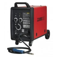 Professional MIG Welder 200Amp 230V with Binzel  Euro Torch - SUPERMIG200