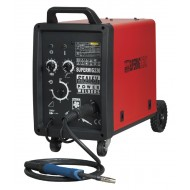 Professional MIG Welder 230Amp 230V with Binzel¬  Euro Torch - SUPERMIG230