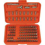 Security Bit Set 100pc (Qty 1 Set) - TL1100