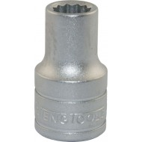 TENG 1/2 Dr Socket 12Pt Regular 24mm (Qty 1) - TM120524