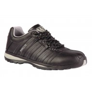 Size 6 Black Low Profile Safety Trainers - TRAINER6
