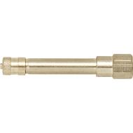 Tyre Valve Extensions 126mm (Pack of 5) - TY224