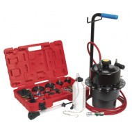 Sealey Pneumatic Pressure Bleeder Kit - VS0204