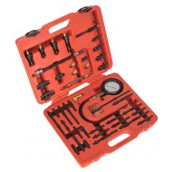 Sealey Petrol & Diesel - Master Compression Test Kit - VSE3155