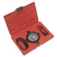 Sealey Vacuum & Fuel Pump Pressure Test Gauge Set - VSE952