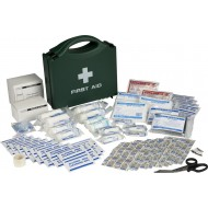 BS-8599-1 Compliant First Aid Kit - Small (Qty 1 Kit) - WS160
