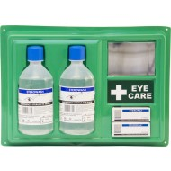 Eyewash Station With Mirror (Qty 1 Kit) - WS200