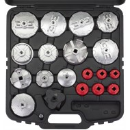 Sealey Oil Filter Wrench Set; 20-Piece Generation 3