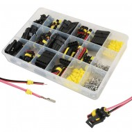 Assorted Automotive Electric Supaseal Connector Kit 425-Pieces